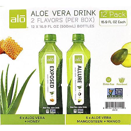 Aloe Assorted Pack (16.9 oz. / 12 pk.)