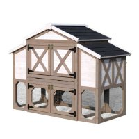 Zoovilla Country Style Chicken Coop
