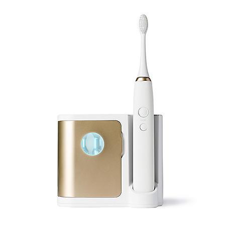 Dazzlepro Elements Sonic Toothbrush with UV Sanitizing Charging Base Various Colors