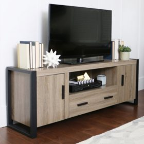 """Urban Blend 60"""" TV Stand, Assorted Colors"""