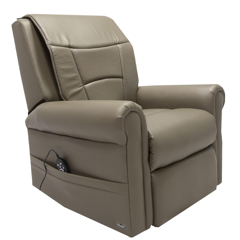 Osaki Luxury Lift Chair with Heat & Kneading Massage