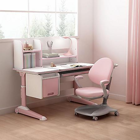 AmaMedic Kids Ergo Study Desk/Chair Combo (Assorted Colors)