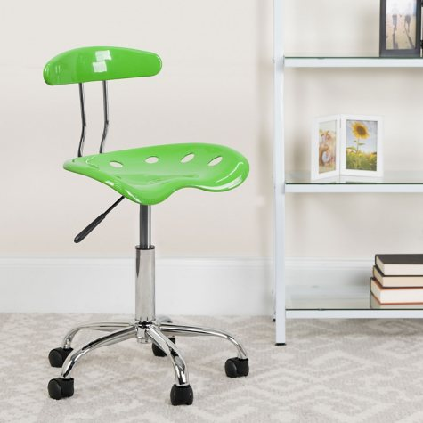 Tractor Seat Task Chair Green