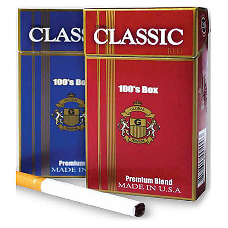 Classic Red 100s Soft Pack (20 ct., 10 pk.)