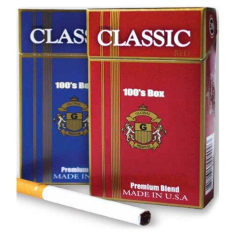 Classic Gold 100 Box 1 Carton