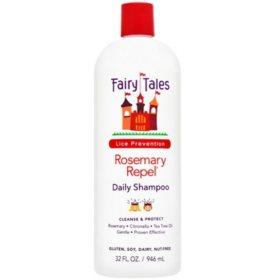 Fairy Tales Rosemary Repel Daily Shampoo (32 fl., oz.)