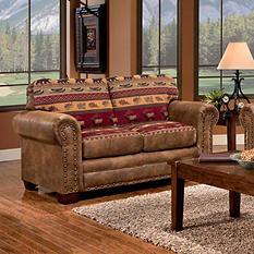 Sierra Lodge Loveseat
