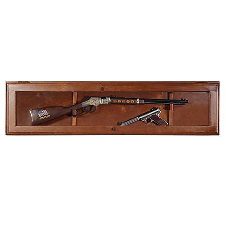 Horizontal Gun Display Cabinet