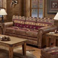 Sierra Lodge Sleeper Sofa