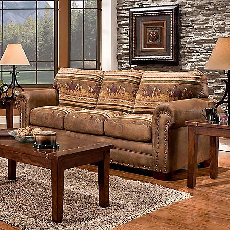 Wild Horses Sleeper Sofa