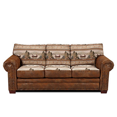 Alpine Lodge Sleeper Sofa Sam s Club