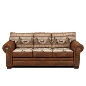 Alpine Lodge Sleeper Sofa