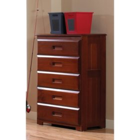 5 Drawer Chest (Various Colors)