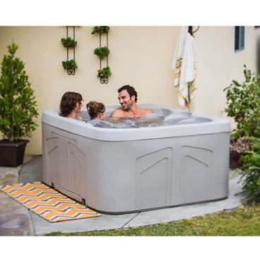 Lifesmart LS100DX 4-Person 20-Jet Plug & Play Spa