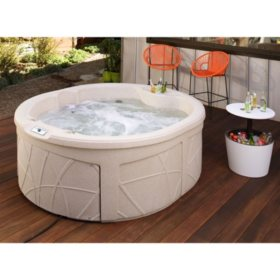 Lifesmart LS200 4-Person 13-Jet Plug & Play Spa