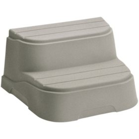 Sand Step for Rectangle and Square Hot Tubs