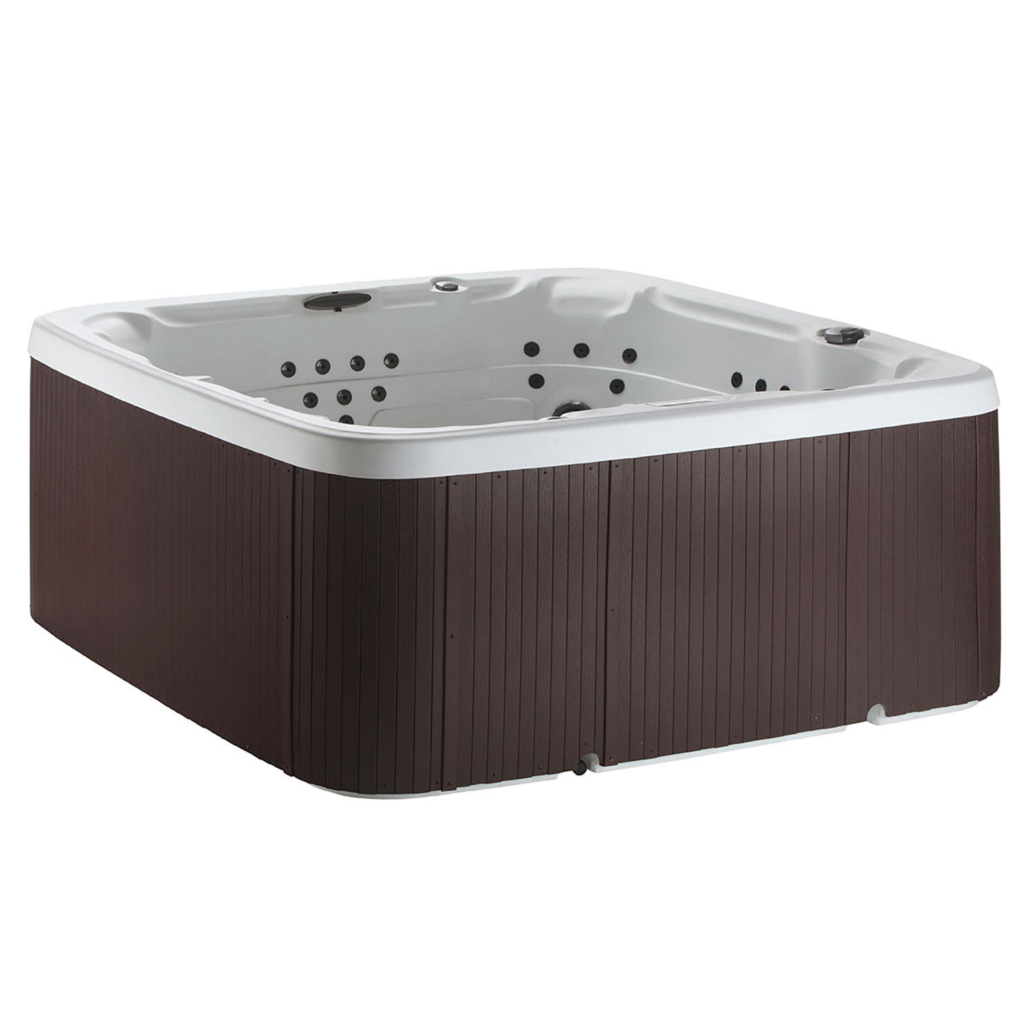 Lifesmart Spas LS700DX 90-Jet 7-Person Hot Tub Spa with Adjustable Waterfall
