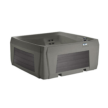 Lifesmart Tierra 60-Jet, 5-Person Spa with Ozonator (Assorted Colors)