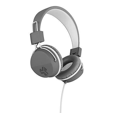 b0cdc65486a JLab Audio JBuddies Studio Kids Headphones - Gray - Sam's Club