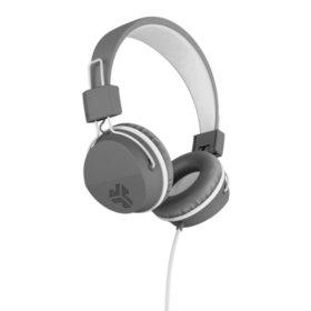 a75bea9a4d5 JLab Audio JBuddies Studio Kids Headphones - Gray - Sam's Club