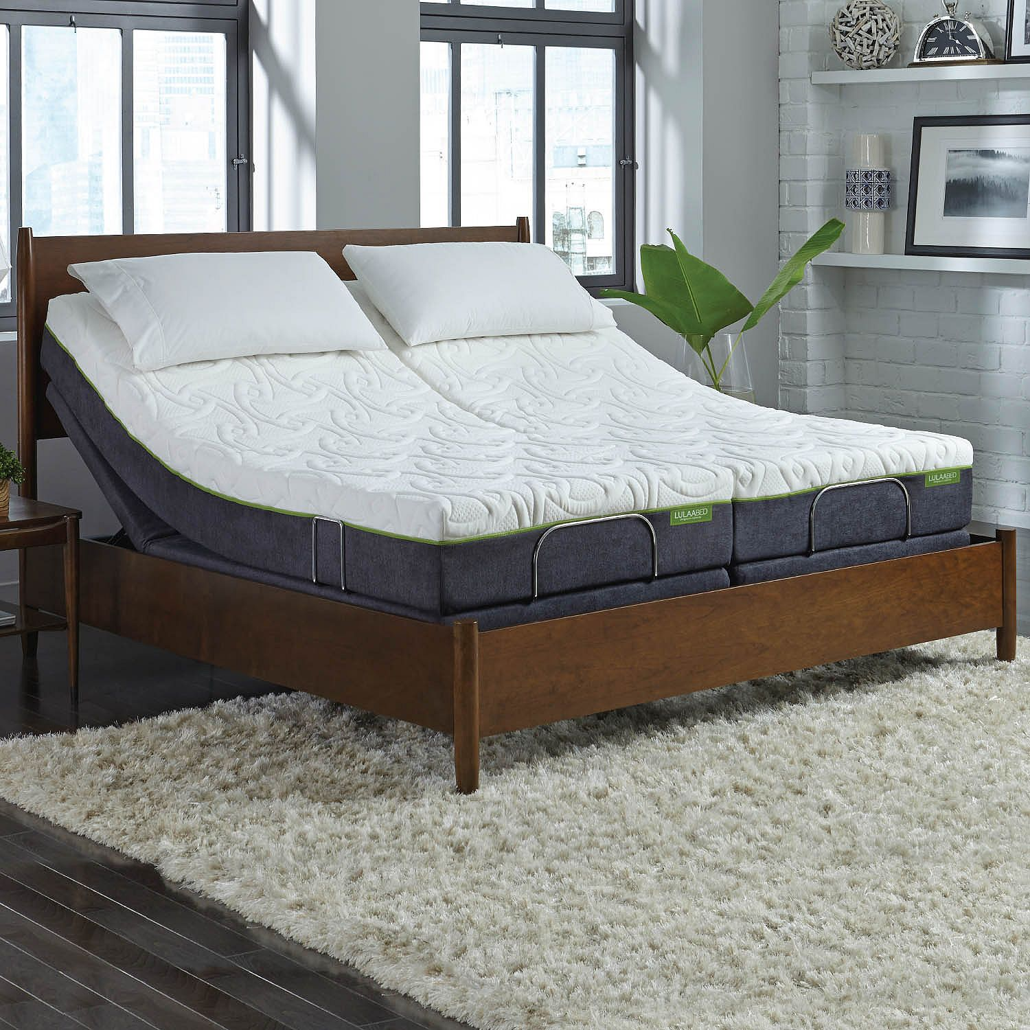 electric king mattress comfortsleeping adjustable au base split leura bed com basesplit