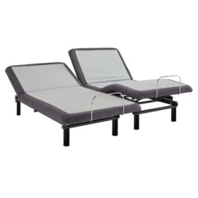 LulaaBED LB200 Split King Adjustable Bed Base