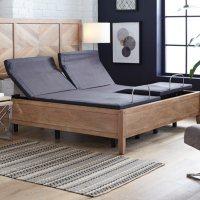 Member's Mark Split King Premier Adjustable Base with Pillow Tilt and Massage