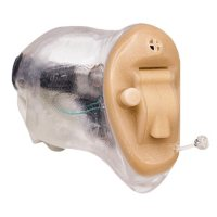 Liberty Custom 96 Channel In-The-Canal Directional Microphone Hearing Aid Powered by Lucid Technlogy