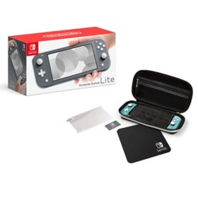 Nintendo Switch Lite Bundle with System and Case