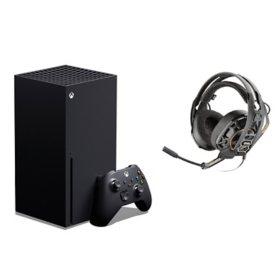 Xbox Series X Bundle with RIG 500 PRO HX Headset