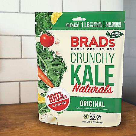 Brad's Plant Based Original Naturals Kale (4 oz.)