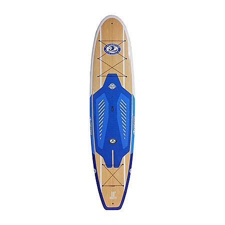 CBC 11' Atlas Fiberglass Stand Up Paddle Board Package