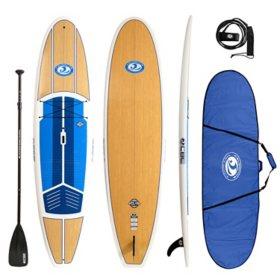 CBC 11' Atlas Fiberglass Paddle Board Package