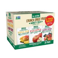 Sensible Foods Crunch Dried Fruit Variety Pack (10 oz., 20 pk.)