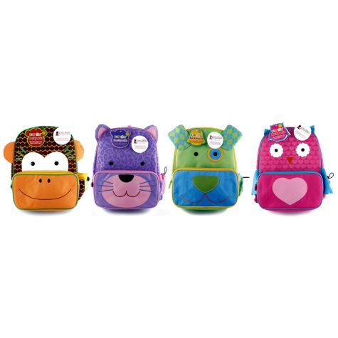 Toddler Backpack - Variety of Styles