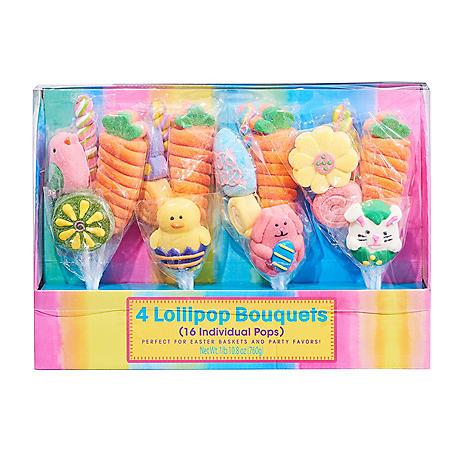 Assorted Lollipop Bouquets (4 pk.)