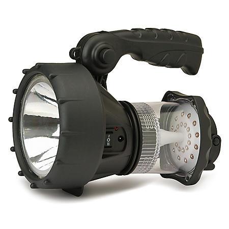 Cyclops Fuse 3 Watt Rechargeable SpotLight and Lantern