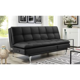 Awesome Serta Morgan Convertible Sofa Sams Club Pdpeps Interior Chair Design Pdpepsorg