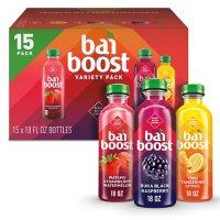 Bai Boost Variety Pack (18 fl. oz., 15 pk.)