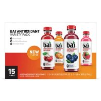 Bai Antioxidant Surfside Variety Pack (18 fl. oz., 15 pk.)