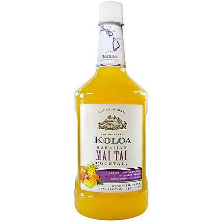 Koloa Hawaiian Mai Tai Cocktail (1.75 L)
