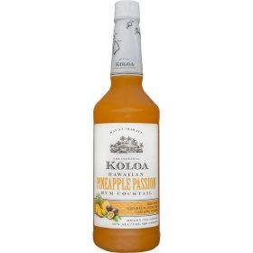 Koloa Hawaiian Pineapple Passion Rum Cocktail (1.75 L)