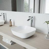VIGO Duris Bathroom Vessel Faucet - Chrome