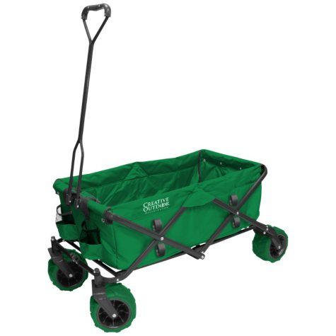 Folding Beach Wagon (Assorted Colors)