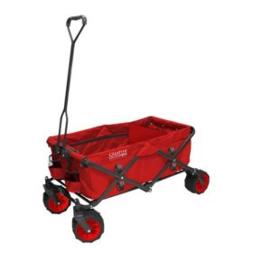 All-Terrain Folding Wagon (Various Colors)
