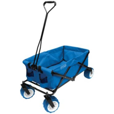 All-Terrain Folding Wagon, Assorted Colors