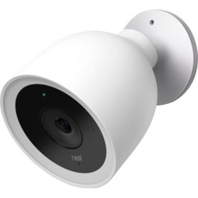 Google Nest Cam IQ Outdoor Security Camera (White)