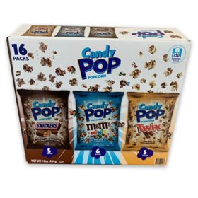 Candy Pop Popcorn Variety Pack (16 ct.)