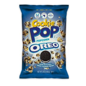 Cookie Pop Oreo Popcorn (20oz.)