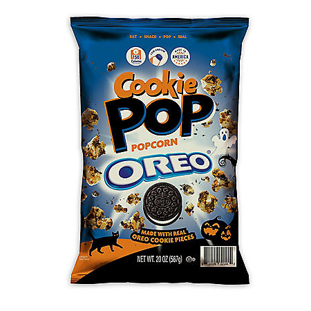 Cookie Pop Popcorn Oreo Halloween (20 oz.)